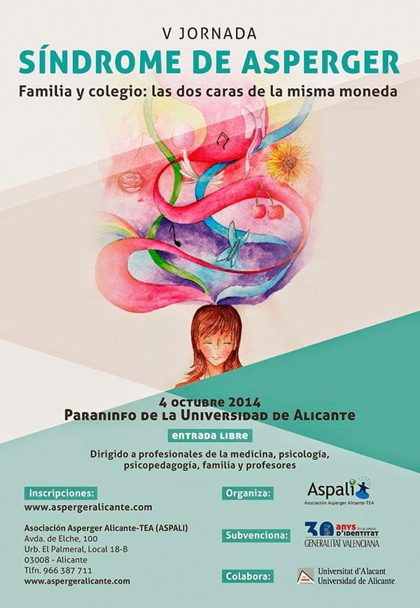 V Jornada Síndrome de Asperguer