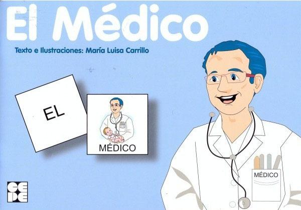 Colección Pictogramas CEPE - El Médico
