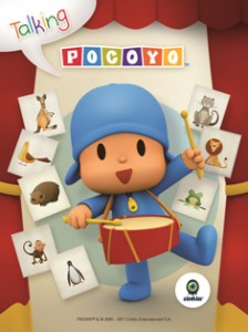 talking pocoyo