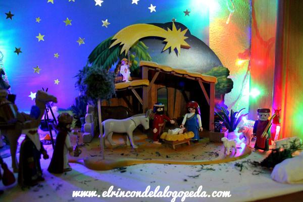 belen jesus y maria